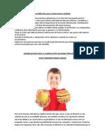 Sensibilización para la alimentación saludable.docx