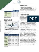 Proyeccion Marcada Del PIB 2015 29 Junio(2)