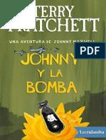 Johnny y La Bomba - Terry Pratchett