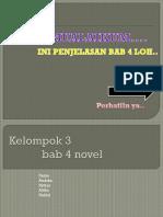 Ppt bhs Indonesia (novel kls 12)
