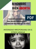 Paternidad Irresponsable Presentacion 2