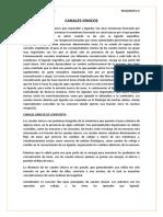 Canales Ionicos- Seminario V