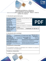 Guía de Actividades y Rúbrica de Evaluación - Pre-tarea- Realizar El Reconocimiento Del Curso