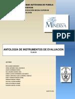 Antologia de Instrumentos