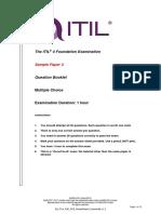 EN_ITIL4_FND_2019_SamplePaper2_QuestionBk_v1.2