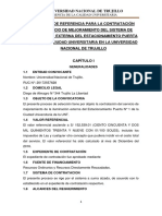 2 - TDR - ESTACIONAMIENTO PUERTA N° 1