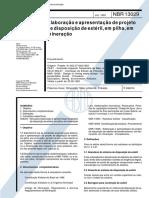NBR-13029 (1993)_Projeto de disposição de estéril em pilha de mienração.pdf