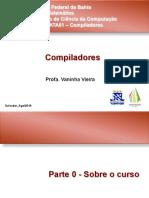 MATA61 001 IntroCompiladores (20192)