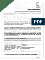 GUIA  DE  APRENDIZAJE  COMPUERTAS  LOGICAS