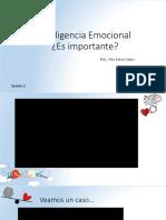 Inteligencia Emocional Componentes