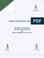 Desarrollo Sostenible en El Area de Influencia Del Grupo Energético Aguaytía