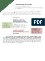 Ficha Herramientas de Análisis Poético