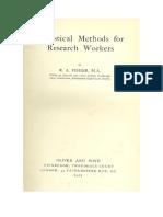 Metodos estadisticos para trabajadores de investigacion- libro Ronald A Fisher.pdf