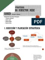 DireccionEstrategica ResumenGE CuadrosManuel 2019