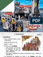 UNIDAD 3 LA EUROPA FEUDAL.ppt