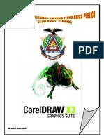 Texto Corel Draw3