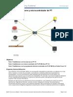 2.3.1.2 Packet Tracer - Sensors Iot