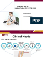 Introduction to Functional Electrical Stimulation