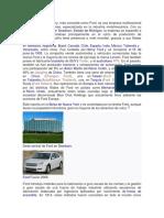 Historia de la fundacion de FORD MOTOR COMPANY.docx