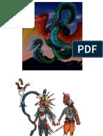 Quetzalcoatl y Cortes