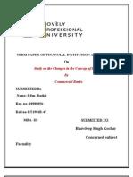 Fis Term Paper Final 0000000
