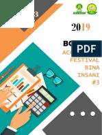 booklet afbi  III + poster
