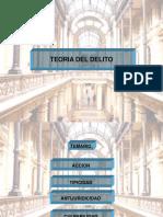 TEORIA DEL DELITO Accion Tipicidad (1)