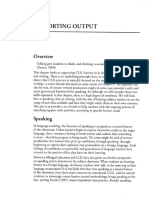 Chapter 6 Supporting Output - Ball, Kelly, Clegg