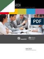 HAGEDI herramientas de apoyo en la gestión de diseño
