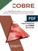 Snmpe Diptico El Cobre 2019