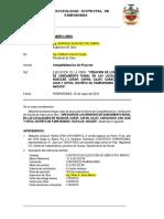 Informe de Compatibilidad de Obra Pamparomas