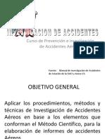 Clase N°2  Investigacion de Accidentes