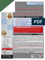 9 Marginal & Absorption Costing