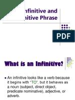 infinitives.ppt