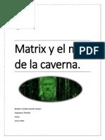 Matrix y el mito de la caverna.docx