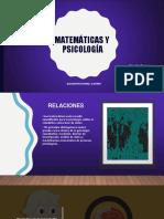 Matemáticas y Psicología