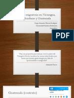 008 Crisis Migratoria en Nicaragua, Honduras y Guatemala - Diego Herrera
