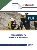 Perforacion en Mineria Superficial