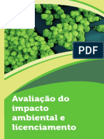 Avaliação do impacto ambiental e licenciamento