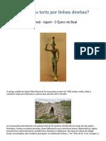 Quem Escreveu Torto Por Linhas Direitas__ Século XIII AEC - Canaã - Ugarit - O Épico de Baal