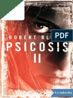 Psicosis II - Robert Bloch