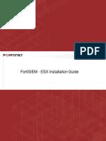 Fortisiem Esx Installation Guide
