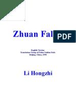 Zhuan Falun (English 1998)