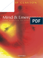 Philip Clayton - Mind and Emergence - From Quantum to Consciousness-Oxford University Press, USA (2005).pdf
