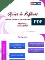 OFICINA DE REFLEXOS