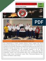 Carry-On Detachment 1236 Newsletter, October 2019