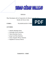 plan estrategico COOPAC SAN MARTIN DE PORRES.doc