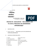 PROYECTO AIP