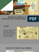 Unidad 3 Los Comuneros - Julián Flórez Berrío