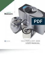 Mastersizer 3000 User Manual English MAN0474!2!1
